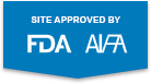 Ceriano L. Site Approved by FDA and AIFA